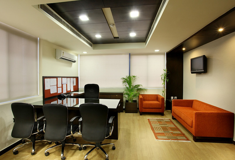 Revitalize your office space with interior design for Office room interior design photos